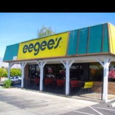 Oh Eegee's! <3
