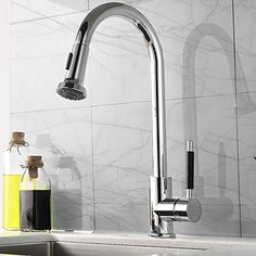 VAPSINT® Modern Pull Down Single Lever Swivel Spout Monob... https://www.amazon.co.uk/dp/B01EY945XU/ref=cm_sw_r_pi_dp_x_8txVybKAVBJGN