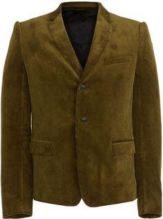 Balmain Blazers for Men Balmain Blazer, Guy Style, Blazers For Men, Corduroy, Man Shop, Mens Fashion, Guys, Jackets, Clothes