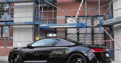 Audi - Black Monster