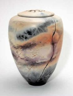 Clay Art Gallery presents pit fired pottery by Judy Motzkin