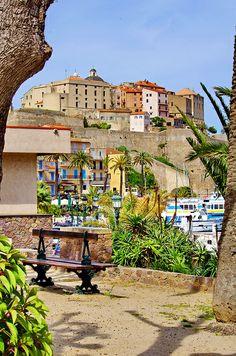 la Forteresse - Calvi, Haute Corse, France