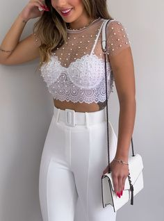 Pin on moda Teen Fashion Outfits, Mode Outfits, Night Outfits, Look Fashion, Summer Outfits, Fashion Dresses, Outfit Night, Fall Fashion, 70s Fashion