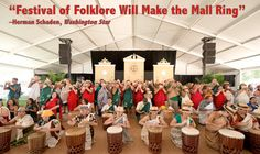 """""""Festival of Folklore Will Make the Mall Ring"""""""