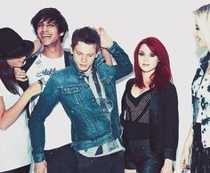 Skins 2nd Generation. Love Cook! ❤