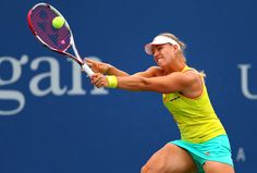Kerber - Colorful Adidas tennis clothing