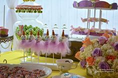 Vintage Carnival Birthday Party Ideas   Photo 9 of 46   Catch My Party