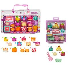 Num Noms S3 Bundle: Lunch Box and Fresh Fruits Starter Pa...