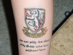 50 of the Best Harry Potter Tattoos