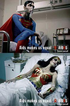 USE PROTECTION Oggi #1dic Giornata internazionale contro #HIV #aids #WorldAIDSDay