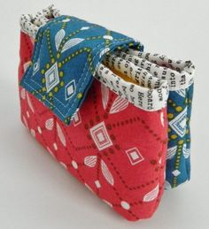 Sew the Anna Double Zipper Pouch – Sew and Sell! A PDF Sewing Pattern from Sotak Handmade Pouch Pattern, Fabric Bags, Everyday Bag, Glasses Case, Pdf Sewing Patterns, Quilting Patterns, Zipper Pouch, Bag Storage, Bag Making