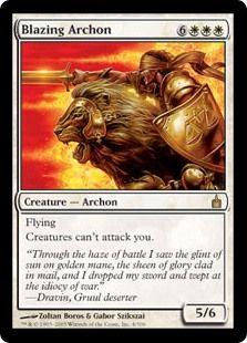 Blazing Archon