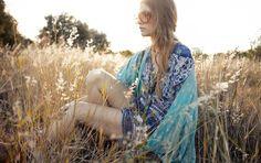 Hippie Look////