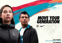 Nike N7 Power of Perseverance Collection