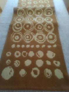 Täkänä seinävaate Nakertaja,suunnittelijasta ei tietoa Textiles, Rugs, Home Decor, Weaving Looms, Eggs, Farmhouse Rugs, Decoration Home, Room Decor, Floor Rugs