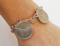 Bicycle bracelet