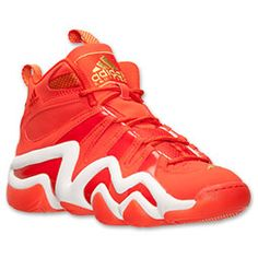 best website 2e323 8af9a Mens adidas Crazy 8 Basketball Shoes  FinishLine.com  Retro Basketball  Shoes, Adidas