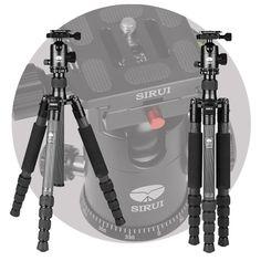 522.00$  Buy now - SIRUI T-2205X T2205X Professional Carbon Fiber Flexible Camera Tripod G20 Ball Head 5 Section Max Loading 12kg DHL Free Shipping  #aliexpressideas