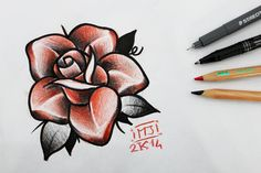 #rosa #rose #cartoon #sketch #sketchcartoon #flash #drawing #illustrationi #disegni #arte #flashtattoo #illustrationitattuaggi #tattoo #tatuaggi #mrjacktattoo