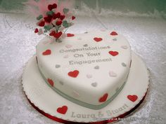 engagement cakes - Google Search