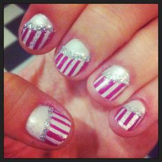 Candy shop lady nails
