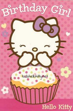 kitty cumpleaños - Buscar con Google