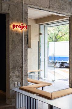방이동 카페 'Projet(프로제)' : 네이버 블로그 Bar Interior, Shop Interior Design, Cafe Design, Store Design, Cafe Shop, Journey Coffee, Cafe Restaurant, Interior Inspiration, Interior Architecture