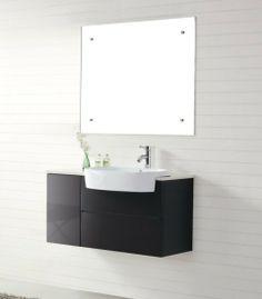 Essence Wall Hung Vanity Unit   Small Bathroom Furniture Vanities