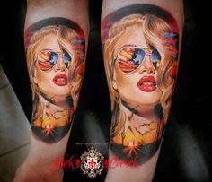 Moni Marino | Tattoo Art Project
