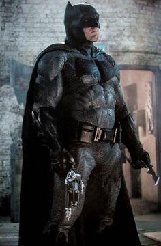 Batffleck of the Zach Snyder films