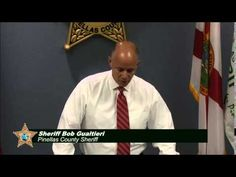 Suspect In Murder - Shoots Self - Pinellas County Sheriff's Office Press...