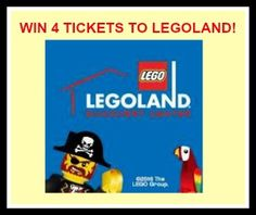 GIVEAWAY: Enter to Win 4 Tickets to LEGOLAND Discovery Center Atlanta !