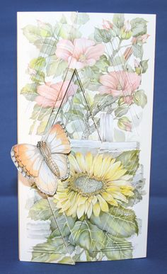 Staf Wesenbeek butterflies and flowers