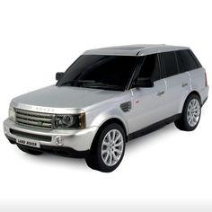 Range Rover Sport - Silver For more Rastar toys, visit http://www.yellowgiraffe.in/ #Rastar #toys #cars #RangeRover