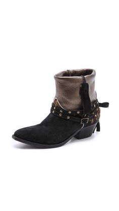 Swildens Juliette Western Wrap Boots