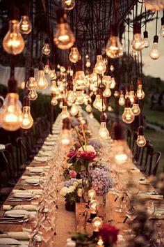 light buld decor | Light bulbs decor