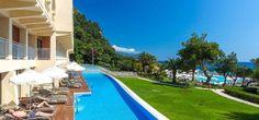 lti Louis Grand Hotel, Corfu Greece