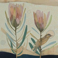Dana Kinter Art creates paintings/drawings and functional ceramics for the home and heart. Living in Adelaide, South Australia drawing inspiration from the natural world. Botanical Illustration, Botanical Art, Illustration Art, Painting Inspiration, Art Inspo, Watercolor Paintings, Original Paintings, Watercolours, Illustrations