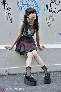 Japanese Street Fashion | J a p a n e s e F a s h i o n | Pinterest