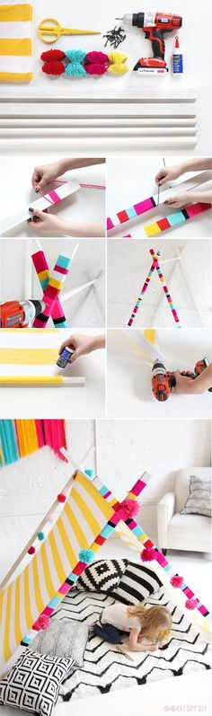 ONE MATERIAL, TWO DIYS | Cotton Yarn (via http://Bloglovin.com )