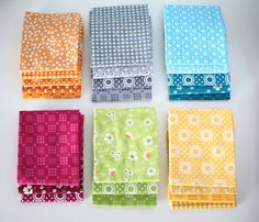 Pie Making Day Fabric Collection - Diary of a Quilter - a quilt blog