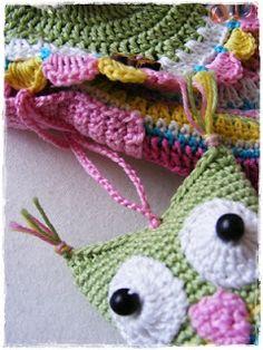 Fizule71: Háčkovaná sovička Crochet Necklace, Jewelry, Amigurumi, Jewlery, Jewerly, Schmuck, Jewels, Jewelery, Fine Jewelry