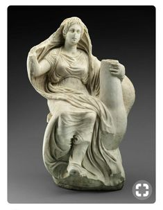 Statue of Aphrodite riding on a goose, Greek, Late Classical Period, about century B. Ancient Greek Sculpture, Ancient Greek Art, Greek Statues, Ancient Greece, Ancient History, Buddha Statues, Architecture Classique, Art Et Architecture, Ancient Goddesses
