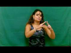 Lengua de Señas - Instituto de Idiomas: Nivel 1: Familia I Videos, Sign Language