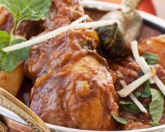 Cuisses de poulet façon tandoori : http://www.fourchette-et-bikini.fr/recettes/recettes-minceur/cuisses-de-poulet-facon-tandoori.html