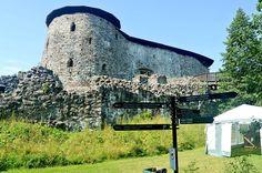 Länsi-uusimaa:Yleisö pääsee kaivamaan Raaseporin linnan historiaa #Raasepori #EKTAMuseumcenter #arkeologia #Hangonkesäyliopisto