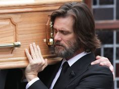 Jim Carey attends The Funeral of Cathriona White on in Cappawhite, Tipperary, Ireland.   Debbie Hickey, Getty Images