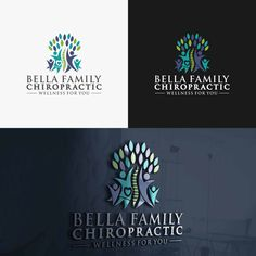 New Logo for Chiropractor by winnertime