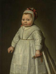 Portrait of Jacoba Bontemantel (1643-