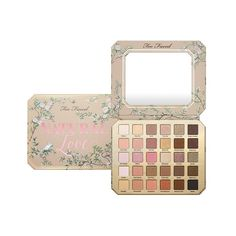 Make Up Hot and New:  NATURAL LOVE EYE SHADOW COLLECTIONULTIMATE NEUTRA...